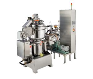 高速切断混合ミキサー カッターミキサー 高性能特注機種
