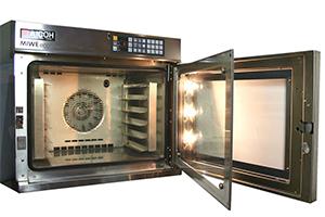 エコノ 二層構造ガラス扉