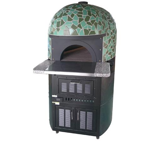 ガス式ピザ用石窯 ピザドーム