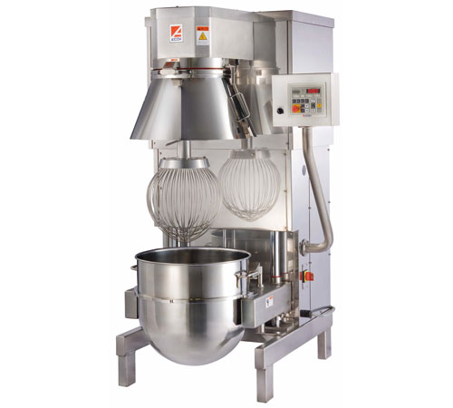Stainless Steel Head Elevating Mixer