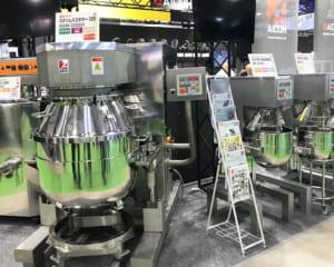 FOOMA JAPAN 2019 ミキサーコーナー
