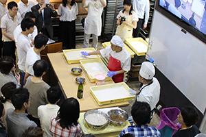 風見鶏 福王寺シェフによる製パンセミナー開催