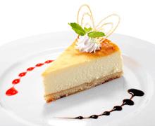 チーズケーキ